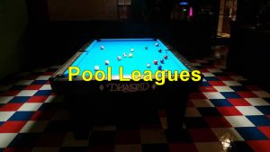In-House Pool Leagues